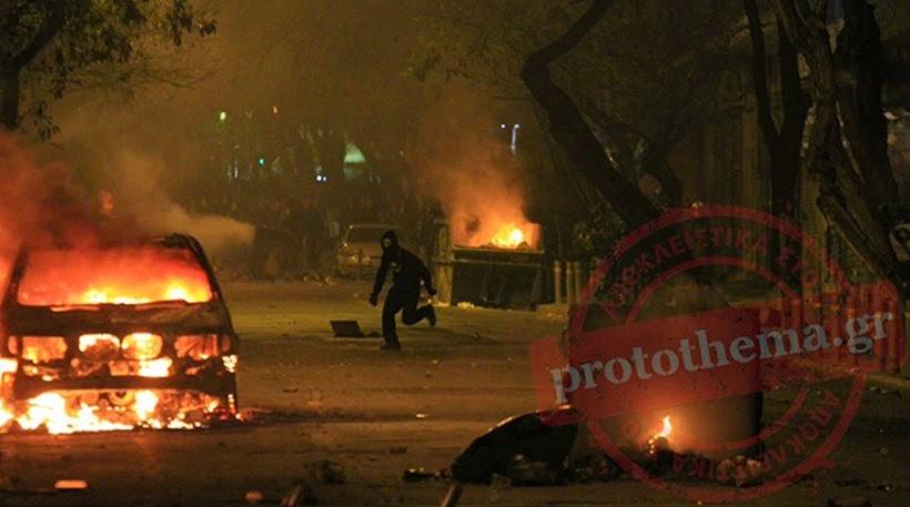 Αυτή είναι φάμπρικα... Δήμος Αθήνας: 700.000 ευρώ σε δύο χρόνια για 2500 κάδους που έχουν κάψει τα συντρόφια του Alexis