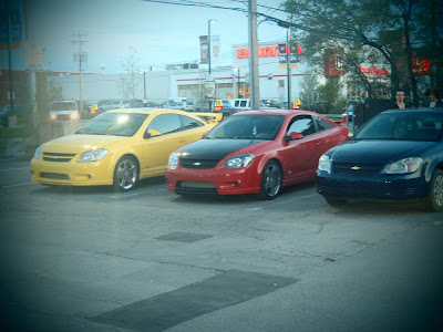 Chevy Cobalt SS Modified and Upgraded