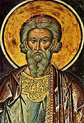 ST ARETHAS, the Great Martyr