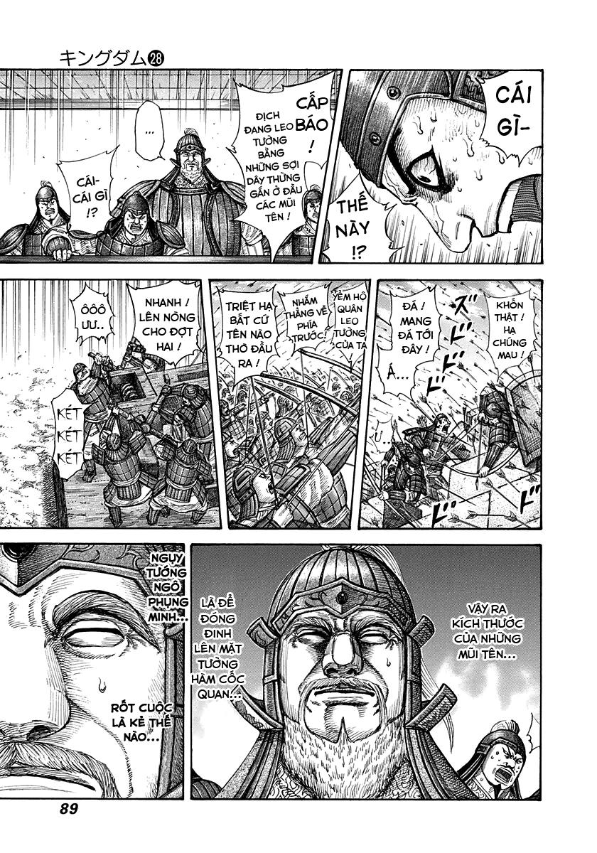 Kingdom – Vương Giả Thiên Hạ (Tổng Hợp) chap 299 page 15 - IZTruyenTranh.com