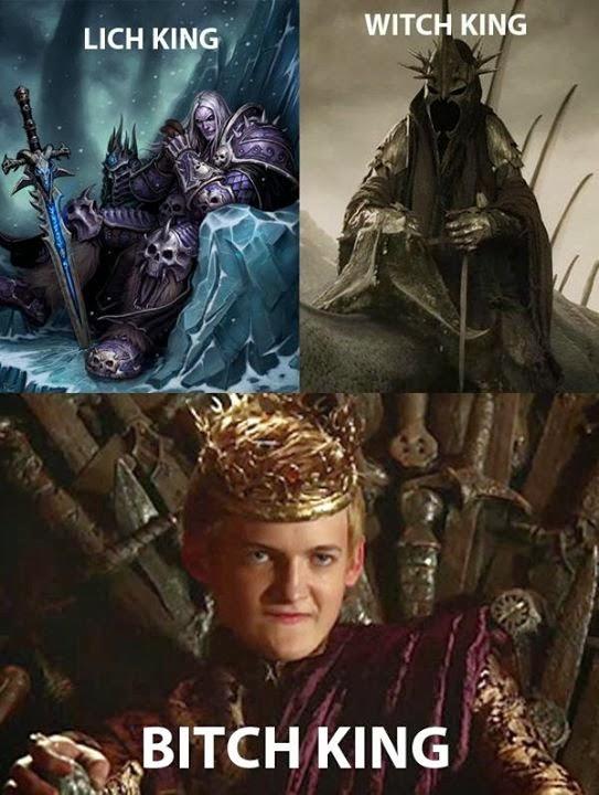 game of thrones memes king joffrey