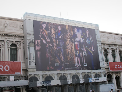 poster of fashion and lifestyle brand Etro