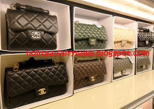 1:1 QUALITY CHANEL CLASSIC FLAP BAGS