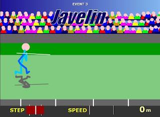stickman olympics - Javenlin