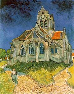 Obra de van Gogh.