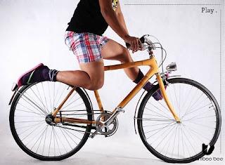 Bicicletas de Bambu, Transporte Ecologico