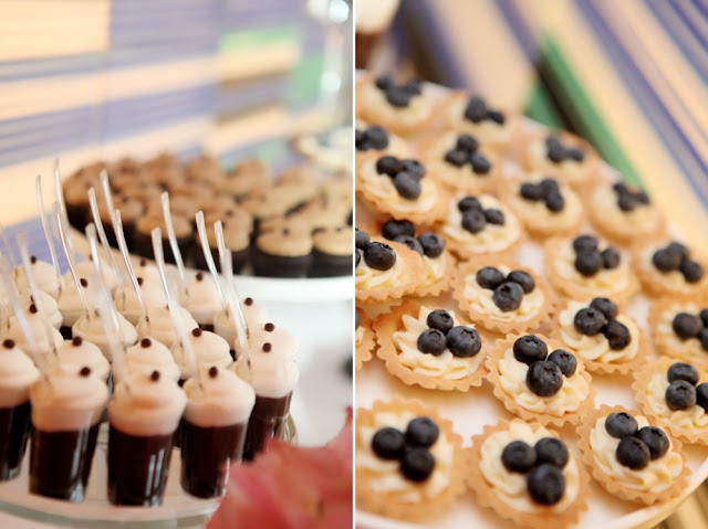 Miniature Desserts for Wedding MN