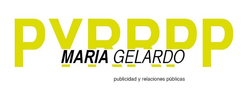 María Gelardo