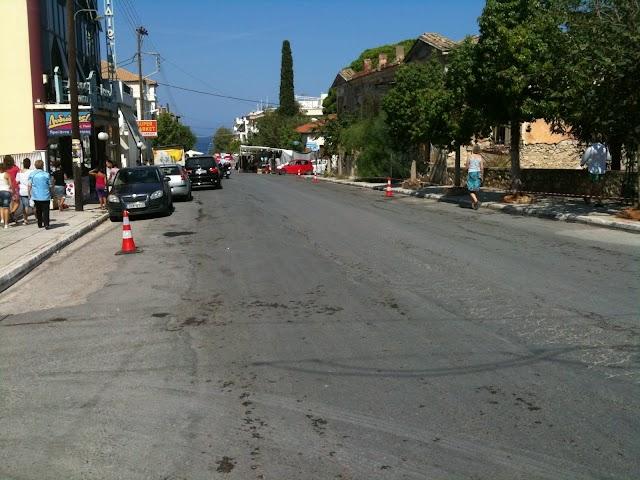 Άρχισε το πανηγύρι αλλά ανεπαρκής η παρουσία του Δήμου στους δρόμους