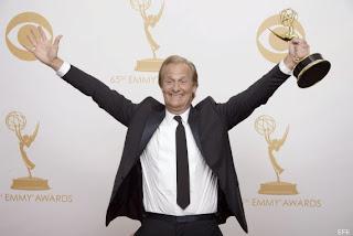 Jeff Daniels mejor actor en drama por The Newsroom Emmy 2013