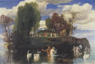 Arnold Böcklin, Die Lebensinsel