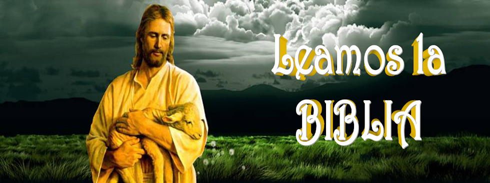 Leamos la BIBLIA