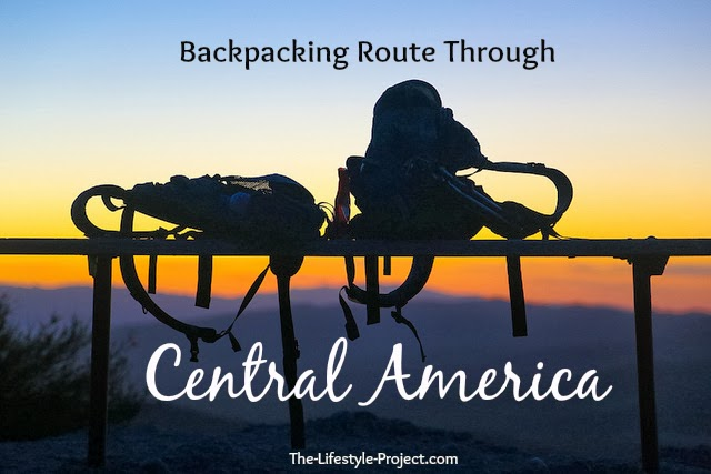 where to backpack in central america
