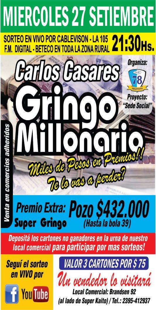 Gringo Millonario