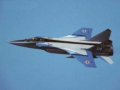 MiG-31E Fighter
