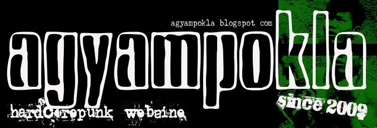 agyampokla hardcorepunk webzine