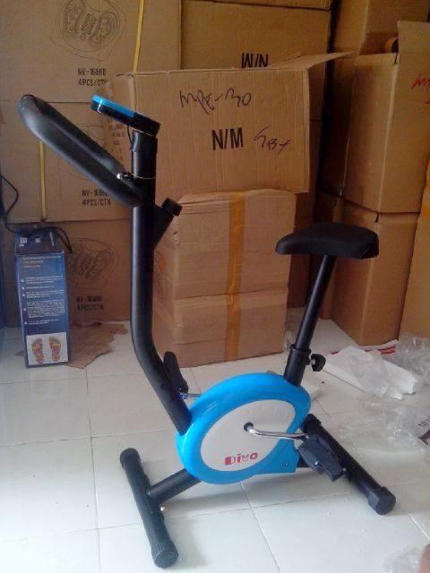 jual sepeda statis murah harga bekas jakarta bandung