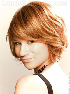 Hairstyles for Dummy: Trend Hairstyle For 2012