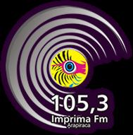 Rádio Imprima FM de Arapiraca, ao vivo para todo o mundo