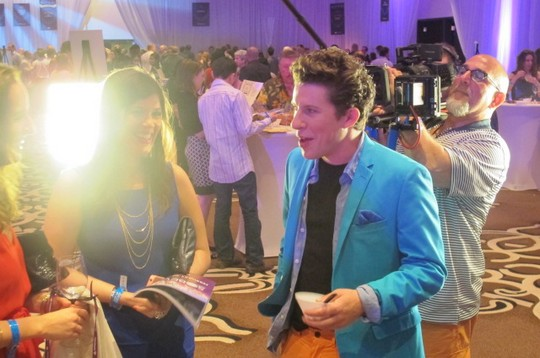 Justin Warner Is (Unofficially) SoBe's Biggest Rock Star | Zagat Blog