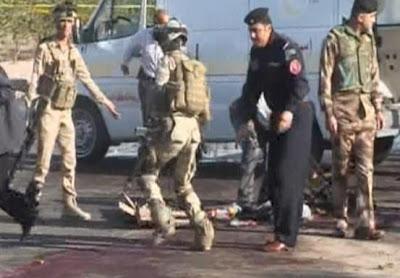 recent blast kills iraqi shia pilgrims