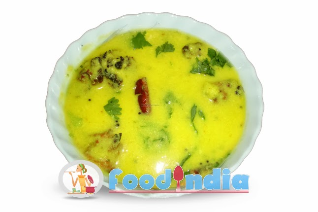 Tempting gujarati kathiyawadi kadhi recipe indian food recipe tips tempting gujarati kathiyawadi kadhi recipe forumfinder Image collections