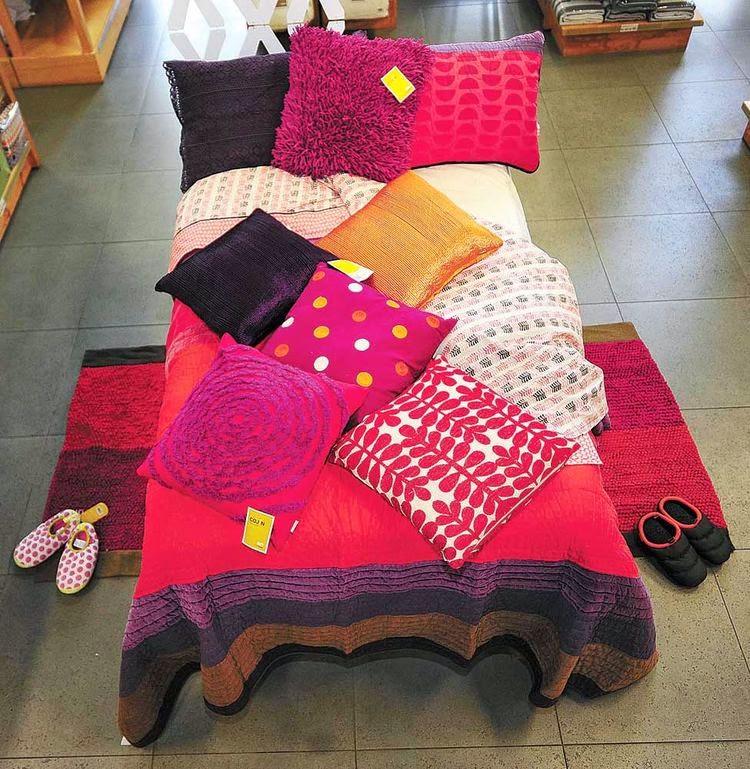 Viste tu cama para el romance aprende a decorar - Viste tu cama ...