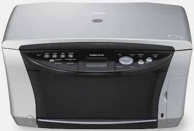 download Canon PIXMA MP760 Inkjet printer's driver