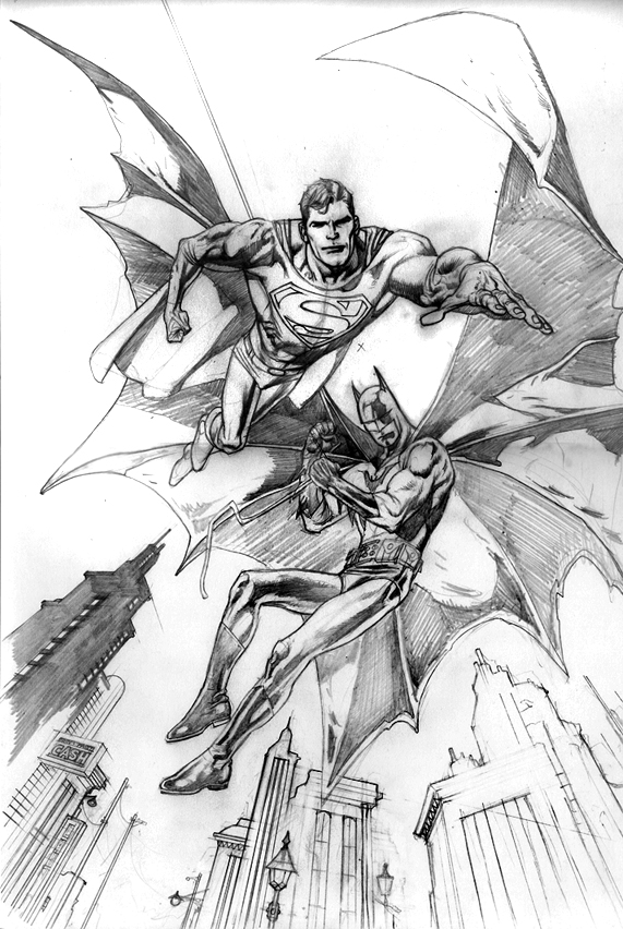 Kevin Nowlan: Old Supe...
