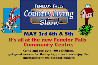 image Fenelon Falls Country Living Show Banner