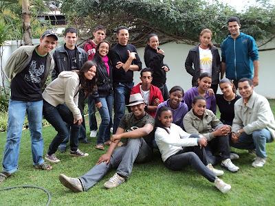 Formação Missionária para o COMISE e Juventude Missionária em Guanhães/MG