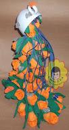 Cascata de Rosas na xicara