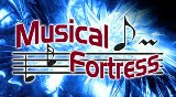 MUSICAL FORTRESS DISCPLAY