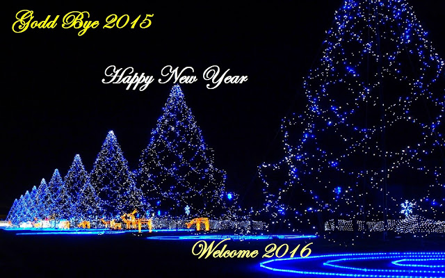 Good Bye 2015 Welcome 2016 Wallpapers Status Images