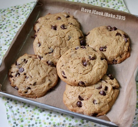 how to make chocolate chip cookies in microwave