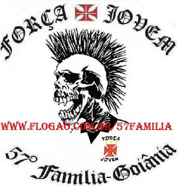 Torcidas do Vasco  FORÇA JOVEM FAMÍLIA  41ª A 62ª FAMÍLIA b8d1a88b43668