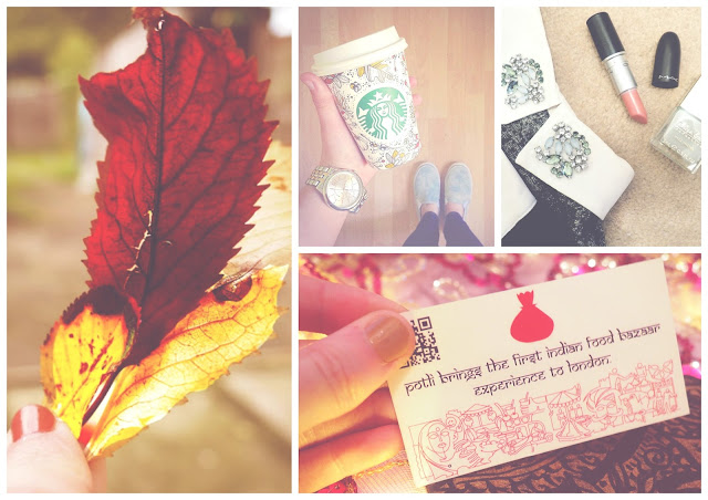 September Lifestyle Favourites Starbucks Potli Primark