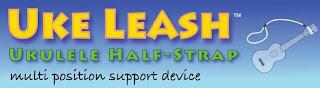 Uke Leash logo