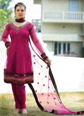 Eid-Wear-Churidar-Plus-Sizes-Salwar-Kameez