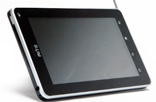 Mito T600, Tablet TV Dual SIM Murah Bisa Telepon Dan SMS