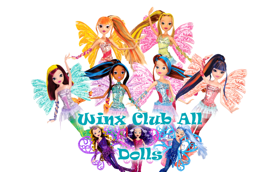 Winx Club All: Dolls