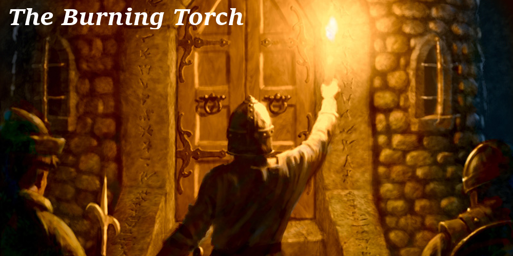 The Burning Torch