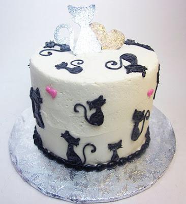 Kue-kue kucing yang unik