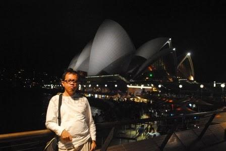 Opera House di Waktu Malam (Nov 2011)