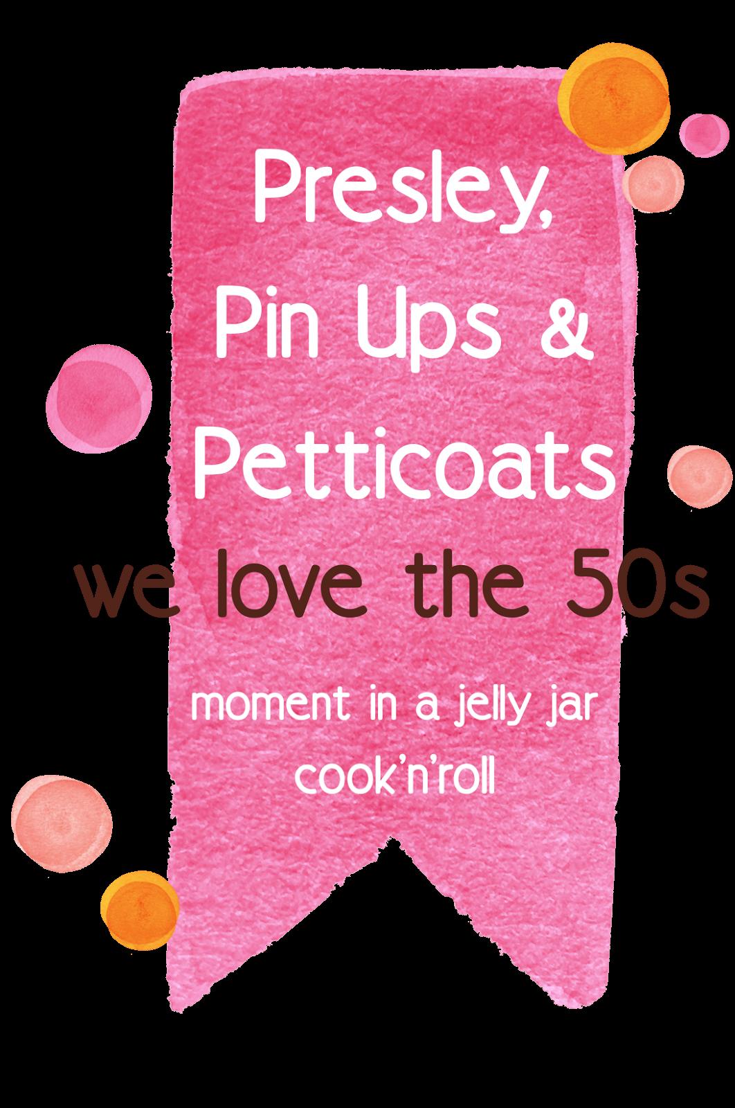 Presley, PinUps & Petticoats - We love the 50ies (bis 31.08.14)