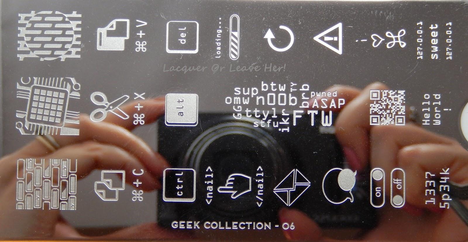 MoYou London Geek Collection 06