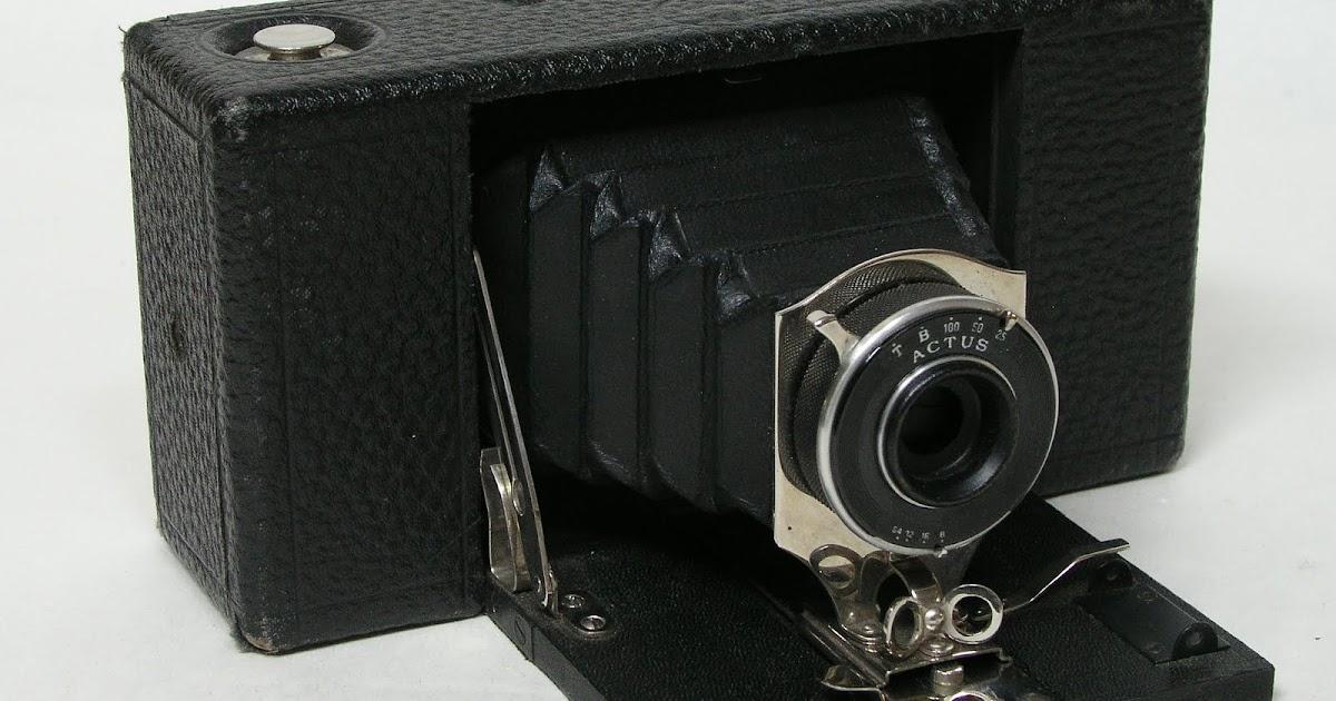 Random Camera Blog: The Ansco No.2 Folding Buster Brown
