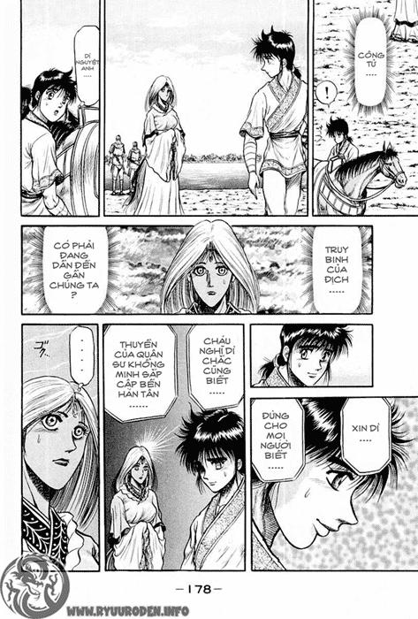 Chú Bé Rồng - Ryuuroden chap 27 - Trang 26