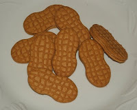 Nutter Butter peanut butter sandwich cookies by Nabisco, a division of Kraft Foods Global, Inc., Northfield, IL (USA)