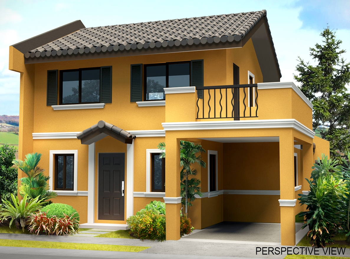 Crown asia philippines citta italia errichelli house for House pictures for sale